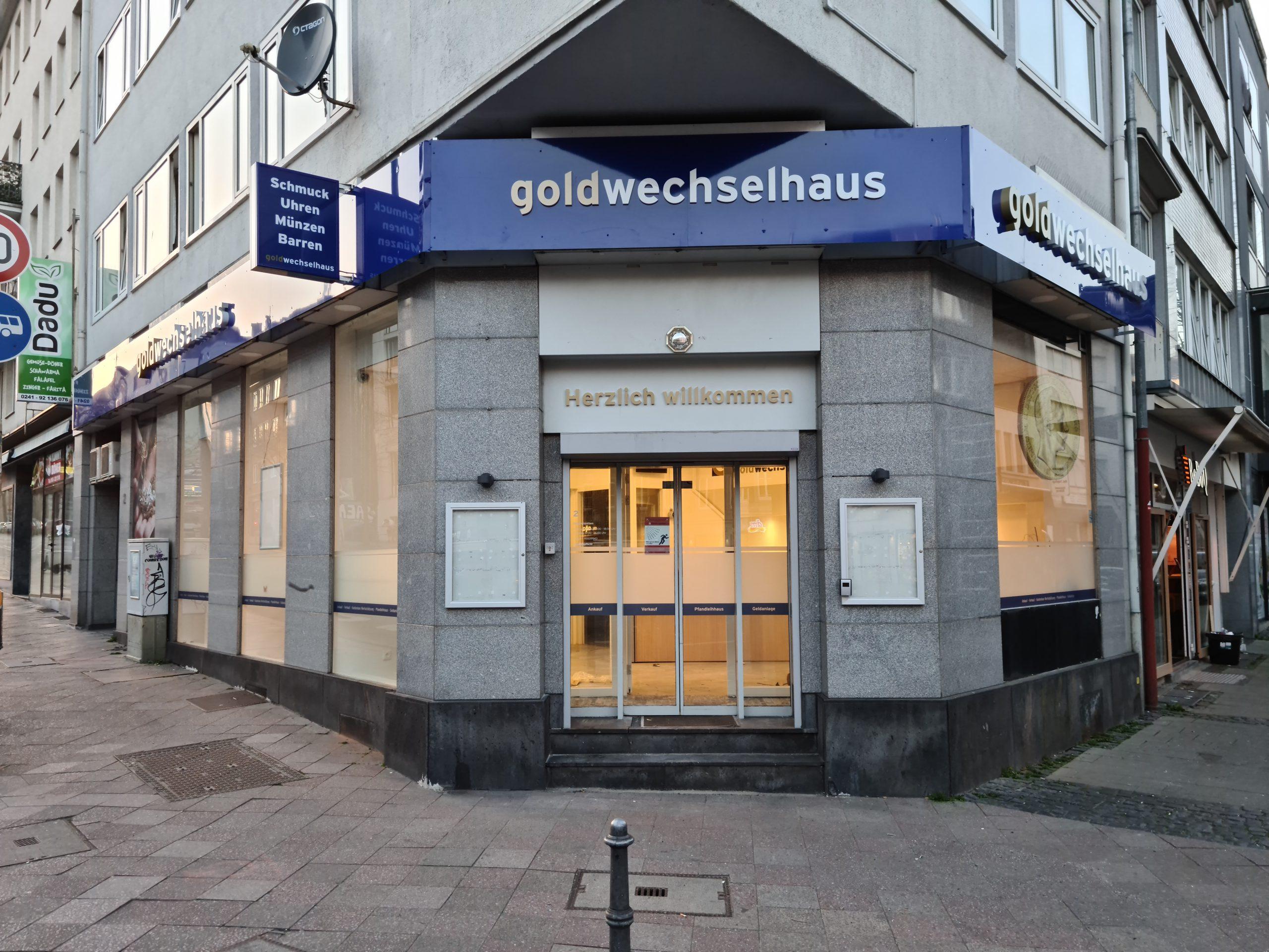 Goldwechselhaus erobert den deutschen Markt