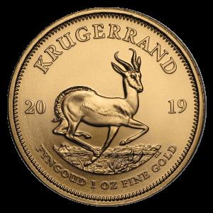 Krügerrand Gold