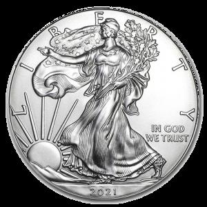 Americain Silber Eagle